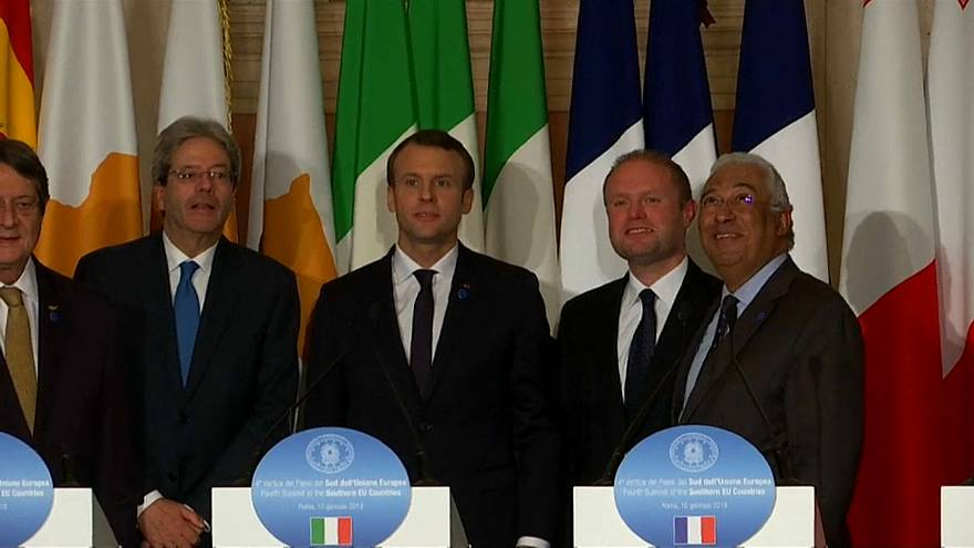 Итоги Cредиземноморского саммита в Риме