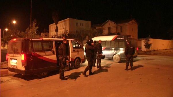 Tunus'ta hükümet karşıtı eylemlerde üçüncü gün geride kaldı