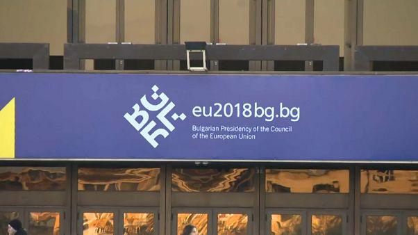 Bulgaristan AB dönem başkanlığını kutluyor