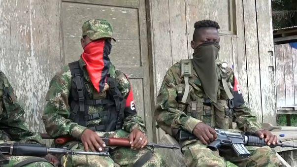 Kolombiya: ELN çatışmaya devam dedi