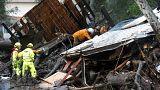 Καλιφόρνια: Αυξάνεται ο αριθμός των νεκρών - Δεκάδες αγνοούμενοι και τραυματίες