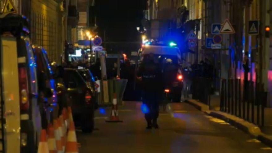 Fegyveres rablás a párizsi Ritzben