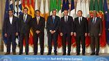 7 Länder im Süden der EU fordern Solidarität mit Flüchtlingen
