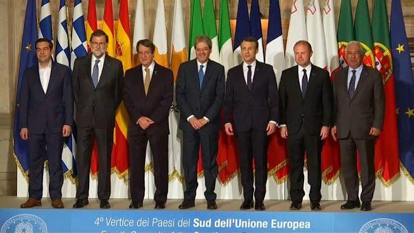 Los países del sur piden solidaridad de la UE frente al reto migratorio