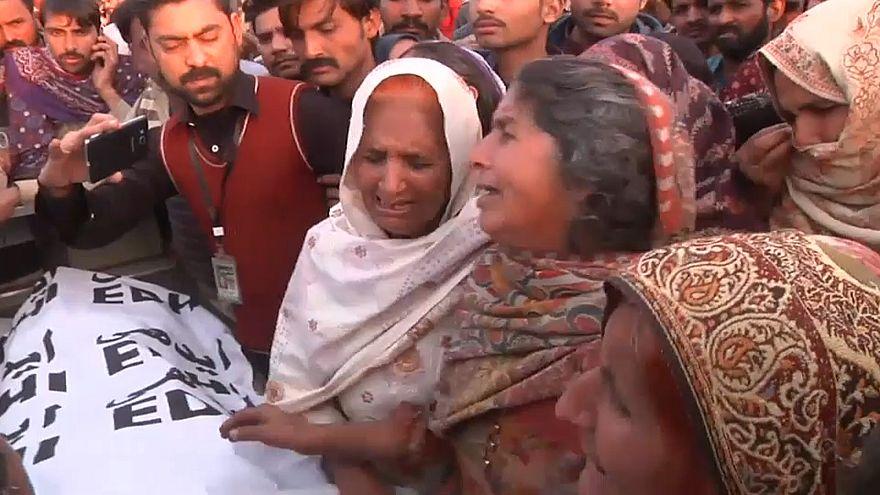 Pakistan'da Zeynep öfkesi