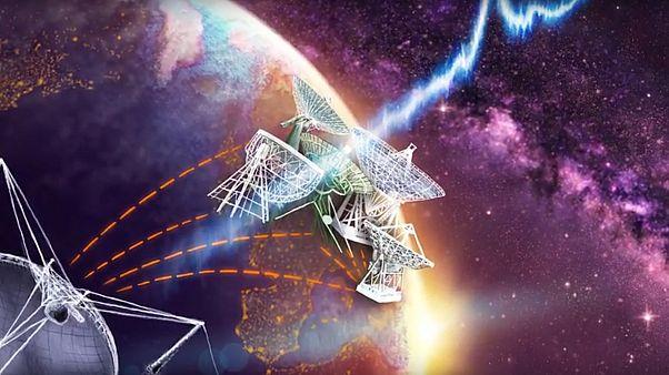 Οι εξωγήινοι στέλνουν ταχείες εκλάμψεις ραδιοκυμάτων;