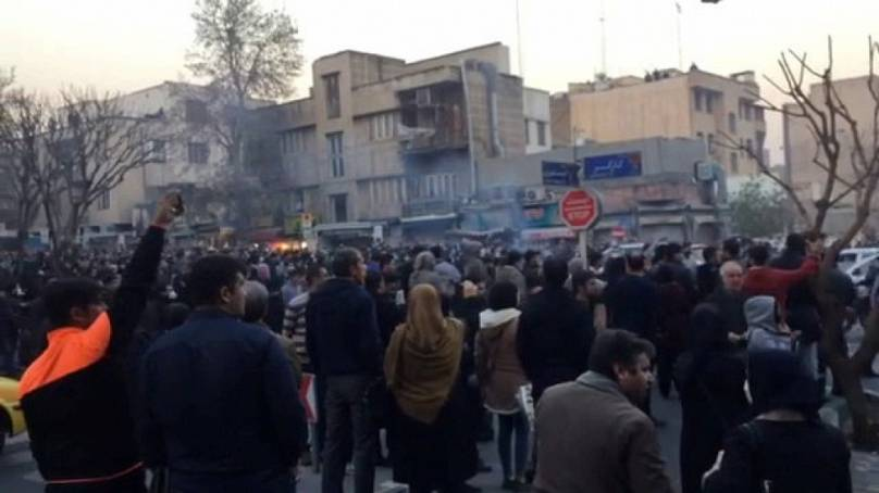 Iran: Lawmaker says at least 3700 have been arrested during protests