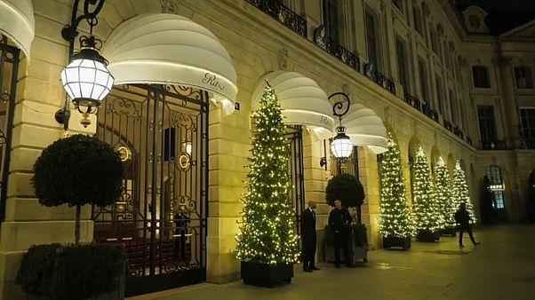 Millionenbeute bei Raubüberfall im Pariser Luxushotel Ritz