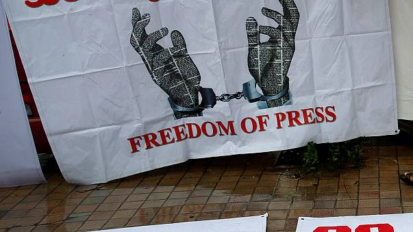 Fransız gazetecilerden Türk meslektaşları için 'adalet' çağrısı
