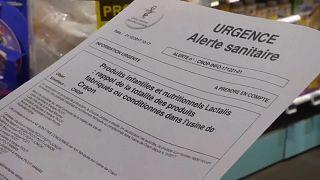 Francia: lo scandalo del latte contaminato si allarga