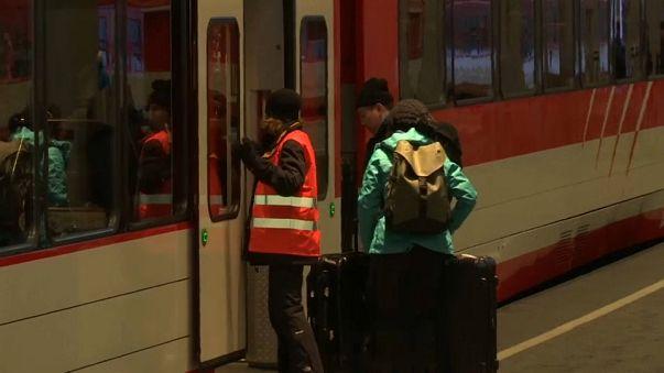 Zermatt wieder per Zug zu erreichen