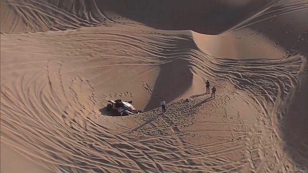Rallye Dakar 2018: Sebastien Loeb gibt auf