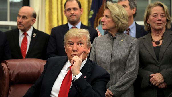 Accord de Paris : Trump entretient le flou