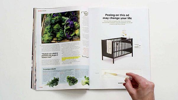 Η διαφήμιση της Ikea που είναι... τεστ εγκυμοσύνης;