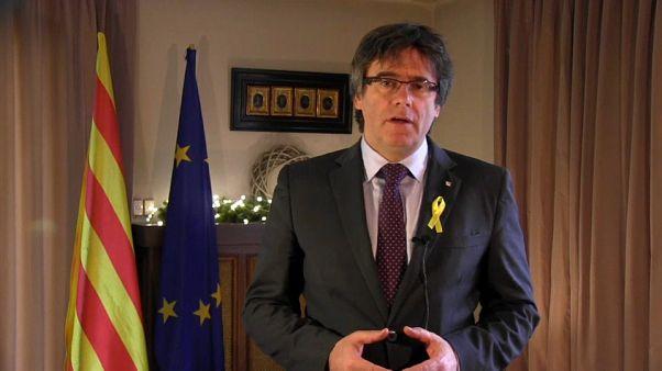 Madrid bloqueará una posible investidura telemática de Puigdemont