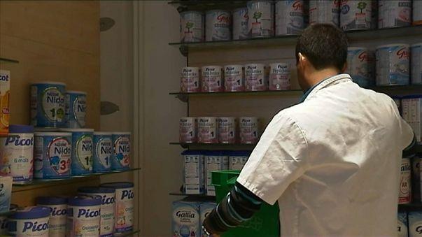 """Organisation zu Babymilch-Skandal in Frankreich: """"65 Länder sind betroffen"""""""