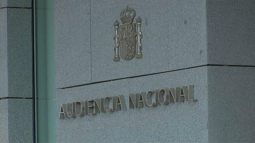 Líderes independentistas ouvidos pelo Supremo espanhol