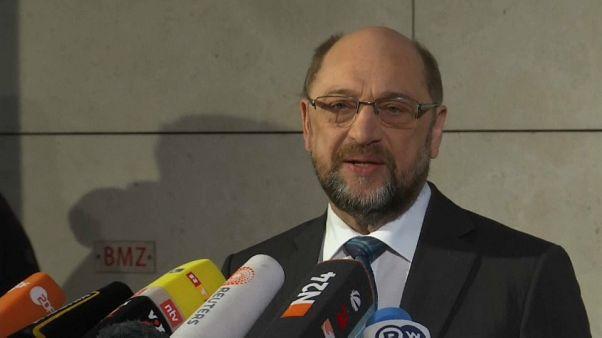 Europa, clave en las negociaciones en Alemania