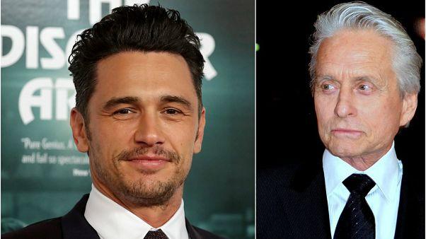 Scandalo molestie a Hollywood: accuse a Franco e Douglas