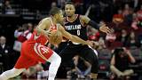 NBA: Houston schlägt Portland
