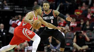 NBA: Houston schlägt Portland