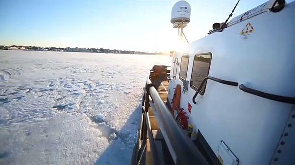 Tschüss, Eis – hallo Hochwasser