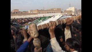 Убийство девочки вызвало беспорядки в Пакистане