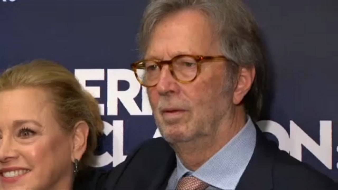 Eric Clapton kezd megsüketülni
