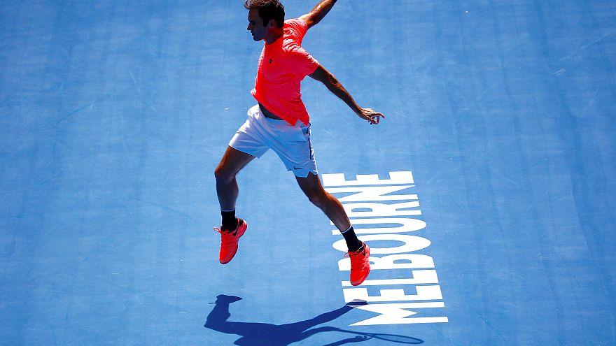 Voie royale pour Federer et Nadal