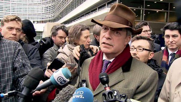 Nigel Farage: Eine zweite Brexit-Abstimmung?