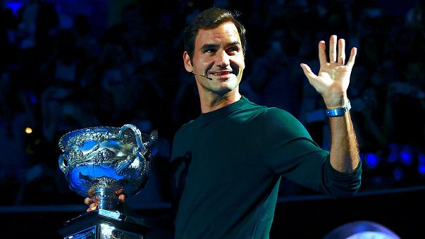 Bookies bet on Federer to retain his Australian Open title