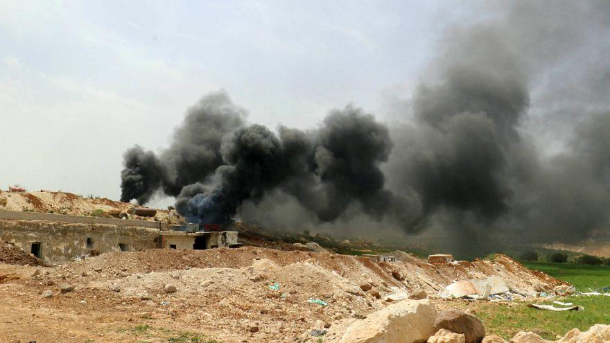 نیروهای دولتی سوریه کنترل فرودگاه ابوظهور در استان ادلب را به دست گرفتند