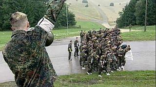 Se triplica el número de menores reclutados en el Ejército alemán