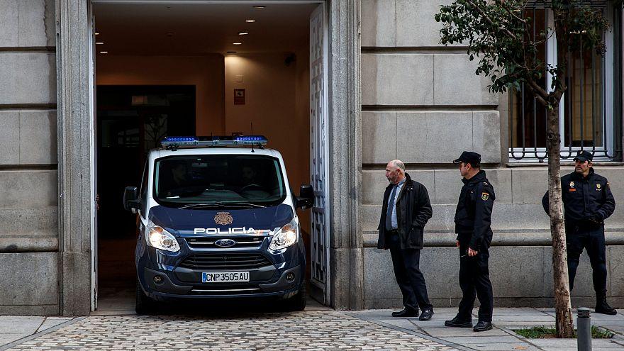 Catalogna, udienza per i due Jordi e l'ex ministro Forn