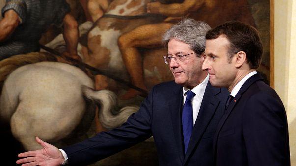 Politique migratoire : Paris et Rome à l'unisson