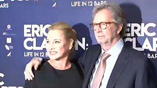 La vie d'Eric Clapton sur grand écran