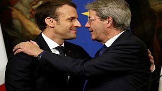 Ένα βήμα πιο κοντά Τζεντιλόνι - Μακρόν - Ιταλογαλλική συμμαχία ενισχυμένης συνεργασίας