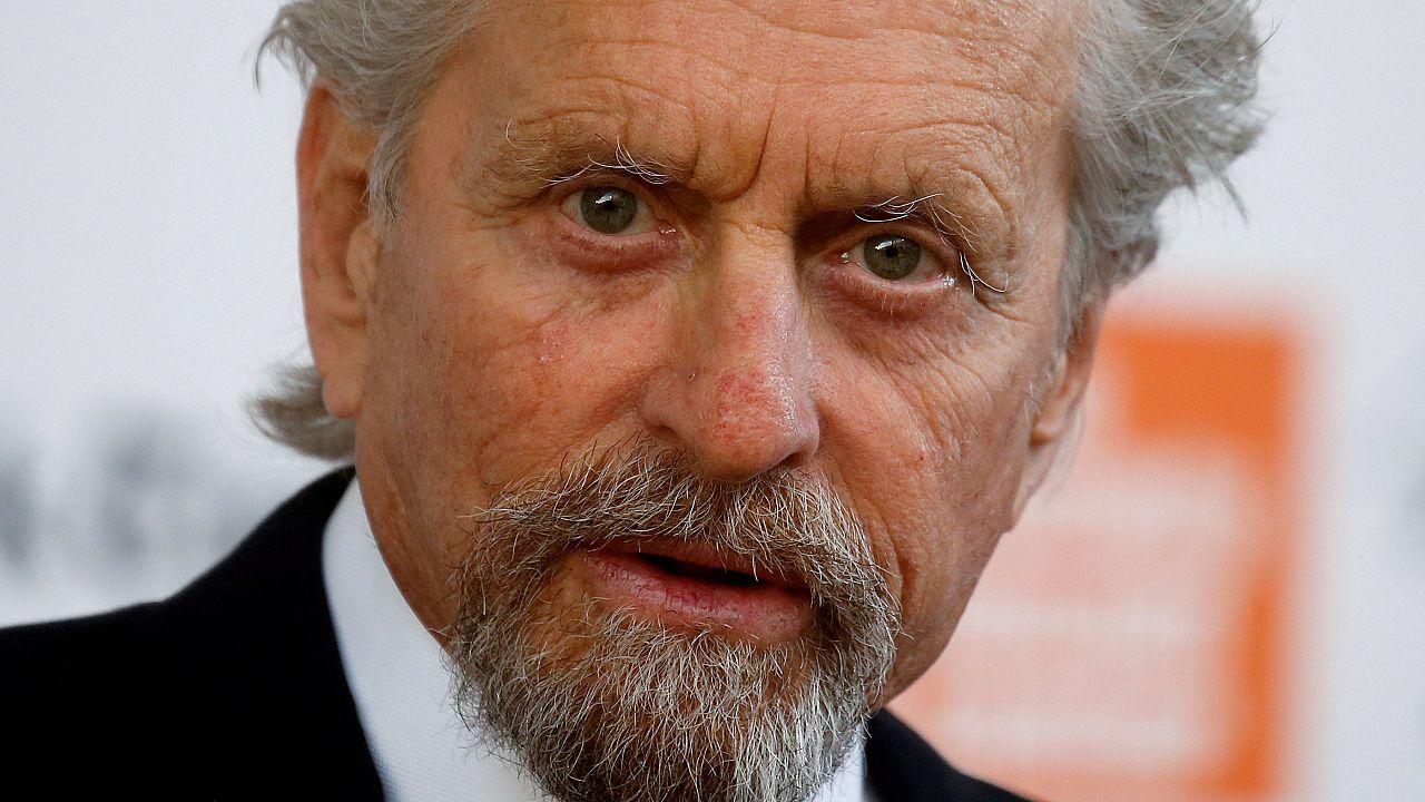 #MeToo: Michael Douglas weist Vorwürfe zurück