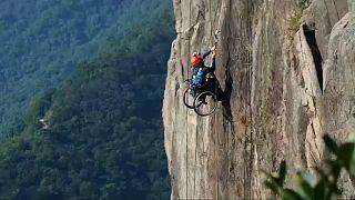 Extremsport: Gipfelstürmer im Rollstuhl