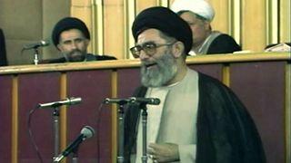 توضیح سایت خامنهای درباره ویدئوی جلسه خبرگان در سال ۶۸