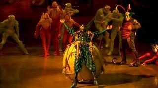 Cirque du Soleil στο Royal Albert Hall