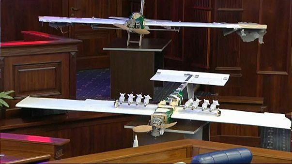 Минобороны изучает дроны из Идлиба