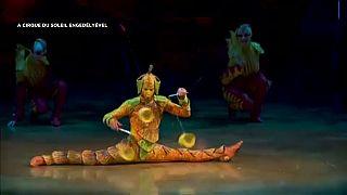 Londonban is varázsol a Cirque du Soleil