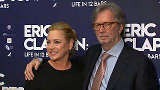 'Eric Clapton: Life in 12 Bars' llega a Europa