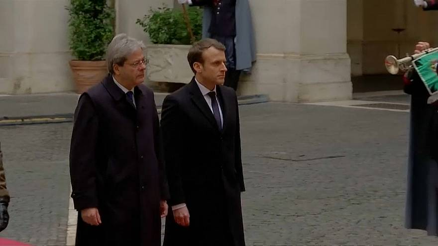 Göç sorunu: Fransa ve İtalya işbirliğini güçlendirecek
