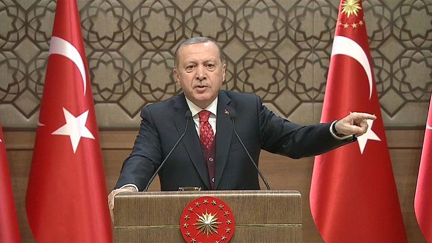 """Erdoğan'dan ABD'ye: """"Böyle stratejik ortaklık olmaz"""""""