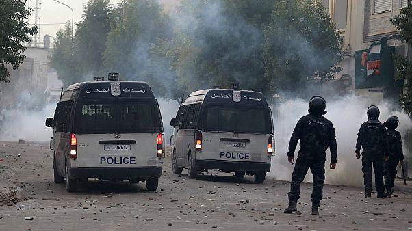 Ursachen für Proteste in Tunesien