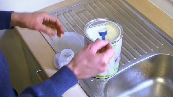 France's baby food scare worsens