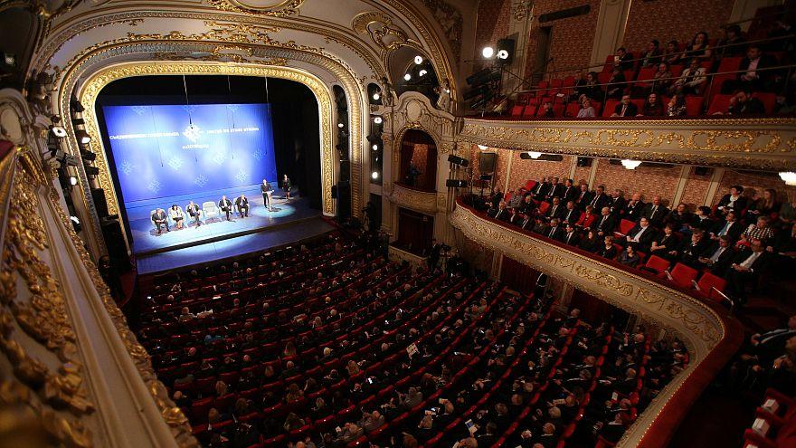 Sofia: Gala zur EU-Ratspräsidentschaft