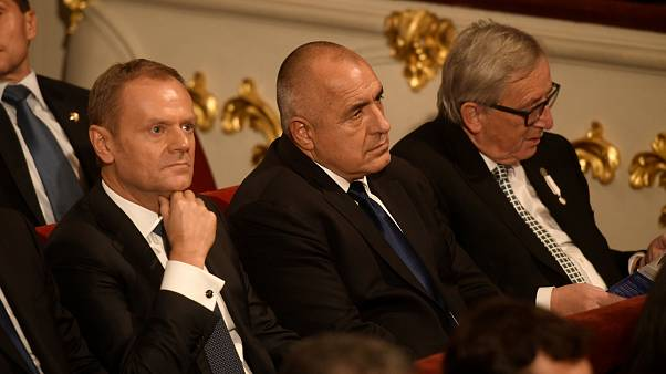 Βουλγαρία: Η επίσημη τελετή ανάληψης της προεδρίας της Ε.Ε.